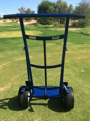 Blue Rogue Dual Wheels
