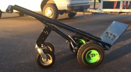 heavy duty dolly custom heavy duty hand trucks - Heavy Duty Hand Truck