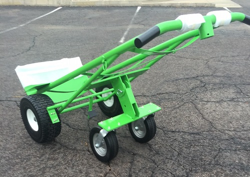 Inflatable Hand Truck