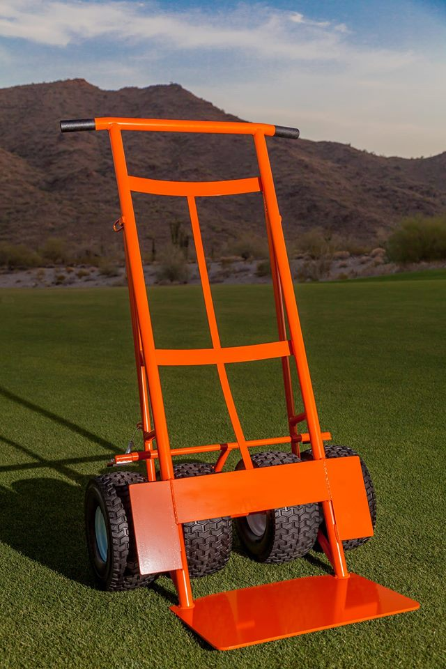 Bounce House Hand Truck