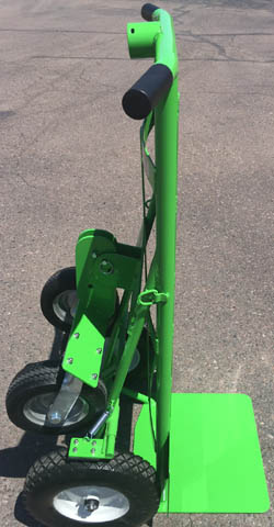 Heavy duty custom hand trucks