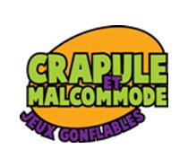 Crapule Malcommode Logo